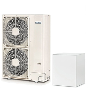 Εικόνα της HITACHI Yutaki 2016 - S80 High Temperature 11kW - 1Φ